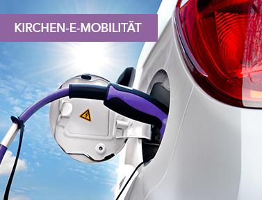 KIRCHEN-E-Mobilität